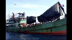Thêm hàng trăm người di trú đến Indonesia và Thái Lan