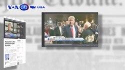 Căng thẳng nội bộ đảng Cộng hoà leo thang vì ông Trump (VOA60)