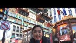 Kemeriahan Tahun Baru China di Amerika