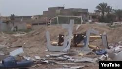 Shambulizi la bomu katika uwanja wa mpira wa miguu nchini Iraq
