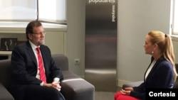 Las relaciones entre España y Venezuela han pasado por una serie de desencuentros desde que a finales de octubre pasado el presidente del Gobierno, Mariano Rajoy recibió a Lilian Tintori, esposa del opositor Leopoldo López.