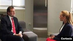 Venezuela revisará el destino de sus relaciones con España luego de la reunión Tintori-Rajoy