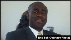 Professeur Eric Edi, de l'Université de Philadelphie
