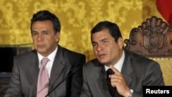La guerra de Correa con la prensa comercial ha llegado a afectar a una serie de asuntos internacionales importantes para el país.
