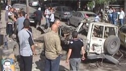 Explosions in Syria Leave 5 Dead on May 5