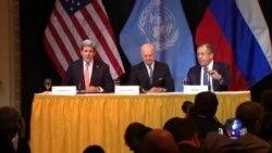 克里将赴俄推动解决叙利亚和乌克兰问题