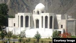 پاکستانی کشمیر کی سپریم کورٹ کی عمارت۔ فائل