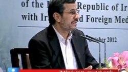 حامیان رهبر: احمدی نژاد مسئول مشکلات است