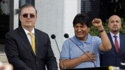 L'ex-président bolivien Evo Morales a obtenu l'asile au Mexique
