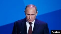 Prezida w'Uburusiya,Vladimir Putin