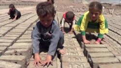 Child Labor in Afghanistan Remains a Problem