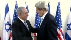 2014-04-01 美國之音視頻新聞: 美國提議釋放以色列間諜推動以巴和談
