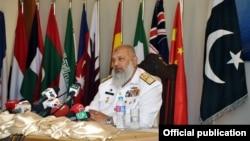 پاکستان بحریہ کے وائس ایڈمرل عارف اللہ حسینی