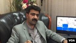 کامران علیزایی، رئیس شورای ولایتی هرات