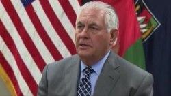 Тилерсон во Кабул за присуството на американските трупи во Авганистан