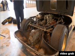 موتور «سِرِنیسیما اسپایدر»(Serenissima Spyder