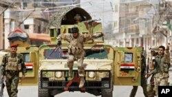 Ophodnja iračke vojske u Bagdadu