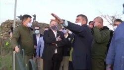 蓬佩奥造访戈兰高地 首位美国国务卿造访该地