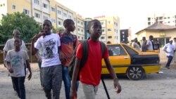 Déplacement en voiture à Dakar, relève d'une gageure