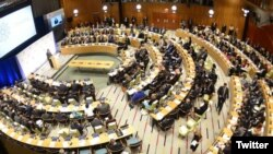 اقوام متحدہ جنرل اسمبلی(فائل)