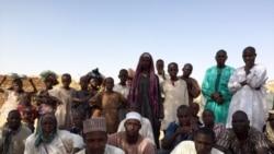 Reportage avec les réfugiés de Diffa de Nicolas Pinault, envoyé spécial de VOA Afrique