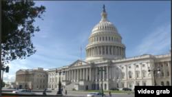 Gedung Capitol, Washington DC (VOA/videograb)