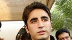 دفاع پسر بی نظیر بوتو از فرماندار مقتول پنجاب