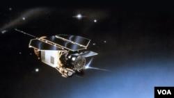Los fragmentos del Rosat entrarán a la atmósfera terrestre a unos 28.000 kilómetros por hora.