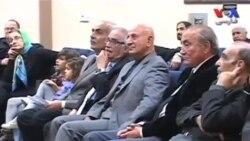 بزرگداشت غلامحسین مظلومی در لس آنجلس