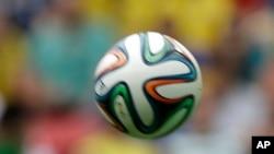 Brazil Soccer WCup France Nigeria
