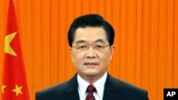 지난 31일 신년 특별연설에서 후진타오 중국 국가주석