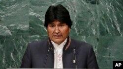 La corte constitucional boliviana autorizó al gobernante Evo Morales a que vuelva a postularse a la presidencia.