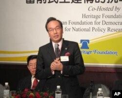 香港立法會議員梁家傑