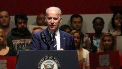 VOA: Joe Biden anunciará su candidatura para la Casa Blanca la semana próxima