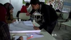 Turkish Center Helps Syrian Refugees Adjust