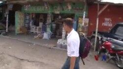 美项目助洪都拉斯少年境内发展