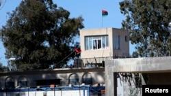 Penjara Ain Zara di Tripoli, Libya (foto: dok). PBB mengatakan, kelompok milisi melakukan penyiksaan di penjara-penjara Libya.