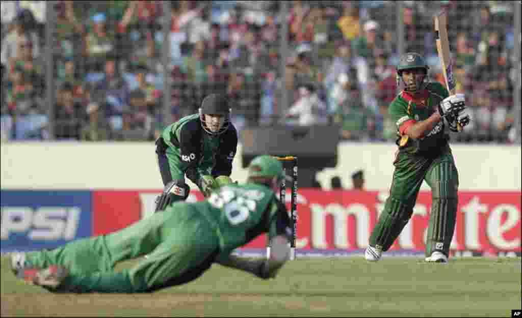 بنگلہ دیش اور آئر لینڈ کے رمیان میچ