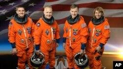خلائی جہاز اٹلانٹس زمین پراترنے کے لیے تیار