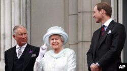 Queen Concludes Diamond Jubilee Celebration