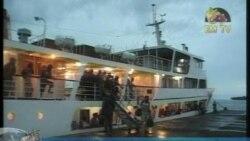 巴布亚新几内亚沿海渡轮沉没数百人获救