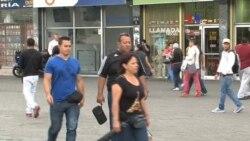 Venezolanos desean salida anticipada de Maduro