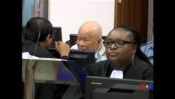 2014-07-30 美國之音視頻新聞: 前紅色高棉領導人接受種族滅絕罪審判