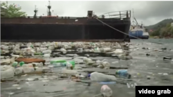 Awash in Plastic