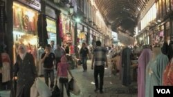 Hamadeya bazaar u Damasku