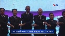 Thượng đỉnh củng cố quan hệ Mỹ-ASEAN giữa tranh chấp Biển Đông