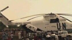南蘇丹承認打下聯合國直升機 4人死