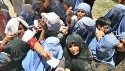 اعتراض افغان ها به حمله های موشکی پاکستان