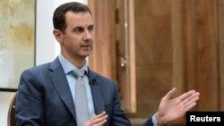 """Đồng minh của ông Bashar al-Assad cho rằng Mỹ đã vượt """"lằn ranh đỏ""""."""
