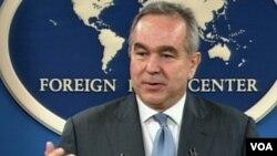 美國助理國務卿坎貝爾